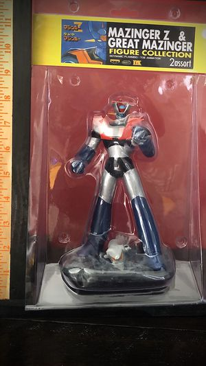 Mazinger Z figure statue collectible for Sale in Irving, TX