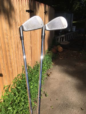 Golf clubs (2)- Acer 3&4 iron for Sale in Rockaway, NJ