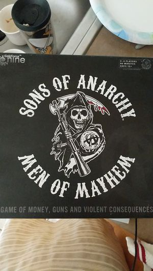 Sons Board Game for Sale in Canonsburg, PA