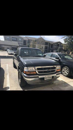 1998 Ford ranger xlt for Sale in San Antonio, TX