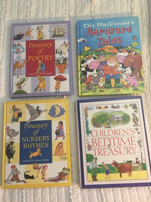 Children stories, tales, poetry and nursery rhymes for Sale in Fresno, CA