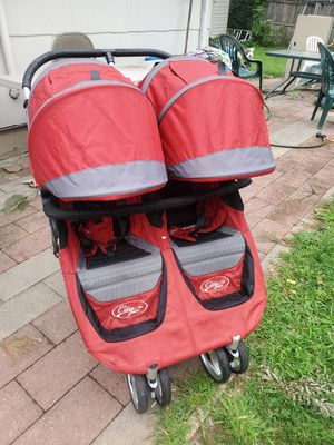 Double stroller great condition for Sale in Middlesex, NJ