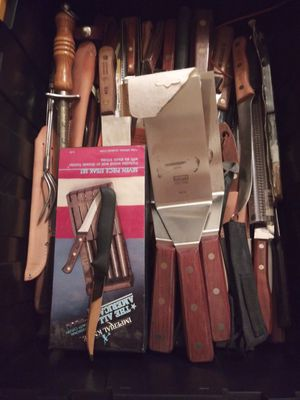 Grilling tools for Sale in Wichita, KS