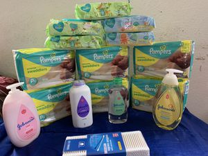 Preemie pampers for Sale in Parkland, WA