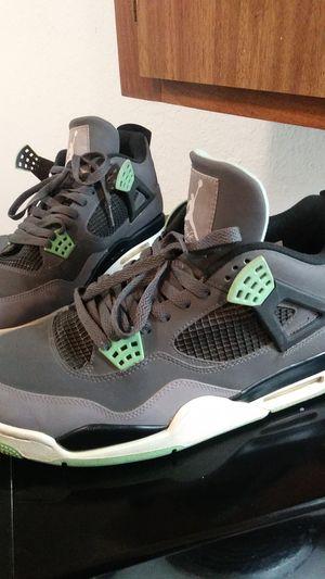 Jordan Retro Green Glow 4s for Sale in Fort Worth, TX