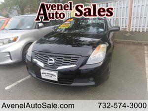 2008 Nissan Altima for Sale in Woodbridge Township, NJ