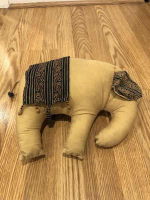 Small Elephant Plushie for Sale in San Francisco, CA