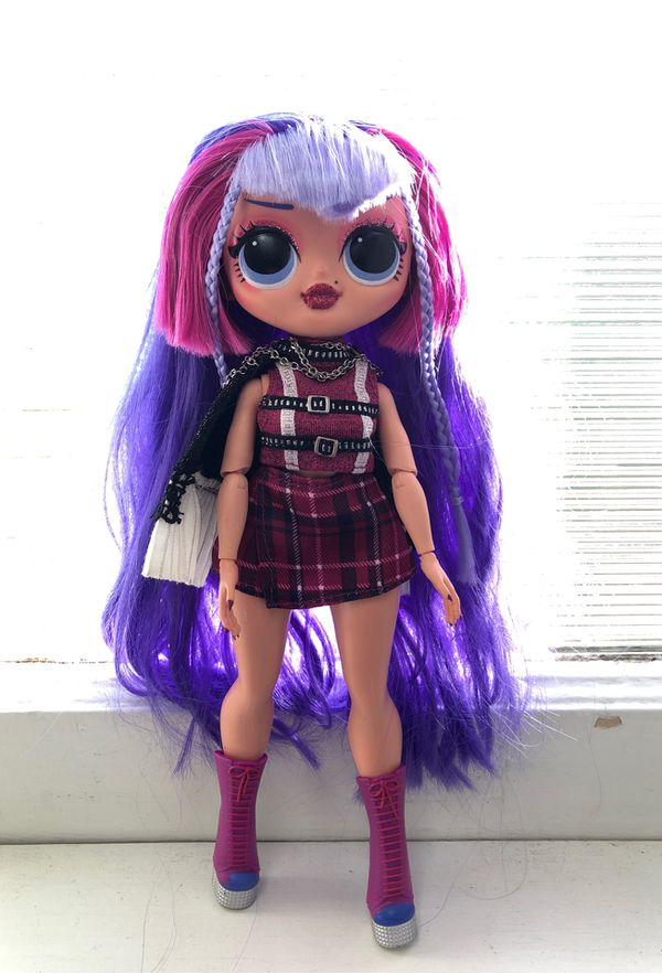 Lol OMG doll great condition