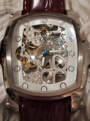 Unisex Invicta Lupah Skeletonized Mechanical Watch for Sale in Odessa, FL