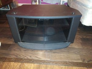 TV stand located on the west side of Cleveland $15 firm for Sale in Cleveland, OH