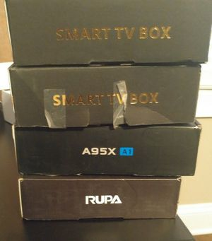 Super bowl special Android smart TV boxes for Sale in TN, US