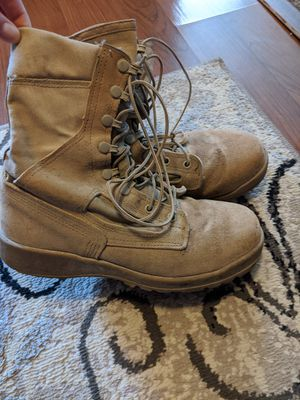Belleville Military steel toe boots for Sale in Levittown, PA