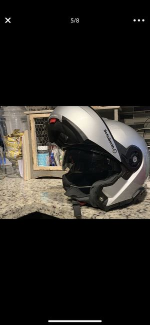Bmw helmet motorcycle with communication system for Sale in Miami, FL