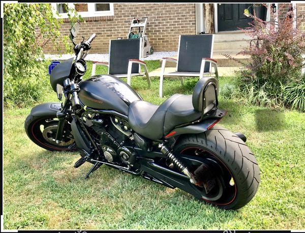 07 Harley-Davidson VRod Night Rod Special