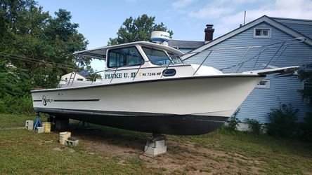 1995 - 29' C-Hawk Pilot House Volvo Diesel boat for Sale in NJ,  US