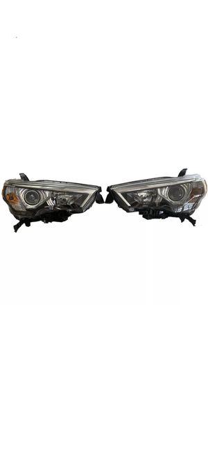 2020 Toyota 4Runner Headlights for Sale in Baton Rouge, LA