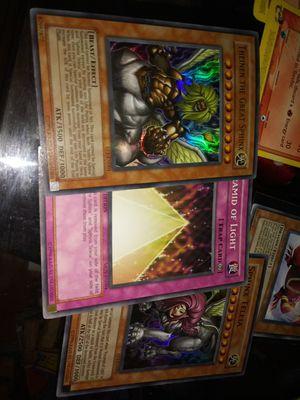 3 yugioh cards for Sale in Las Vegas, NV