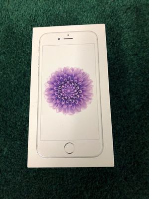 iPhone 6 White for Sale in East Windsor, NJ