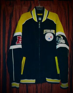 AFC suede leather steeler 2xl for Sale in Fort Worth, TX
