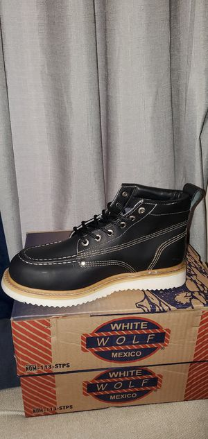 Boots work for men for Sale in South Gate, CA