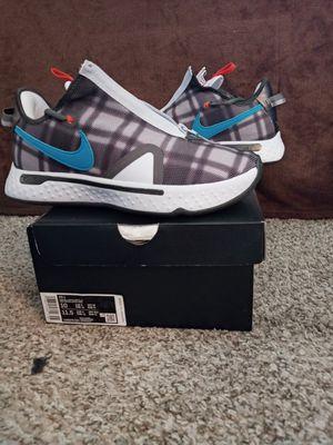 Nike PG 4 size 10men $70 for Sale in Downey, CA