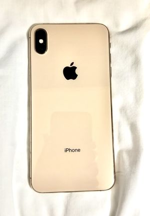 iPhone XS Max - 256GB unlocked for Sale in Mesa, AZ