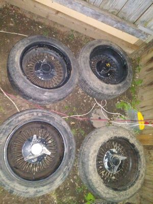 Corvette style rims for Sale in Columbus, OH