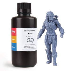 Elegoo Mars 3D Printer Photopolymer Grey Resin for Sale in Orlando, FL