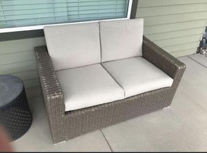 Outdoor couch for Sale in Scottsdale, AZ