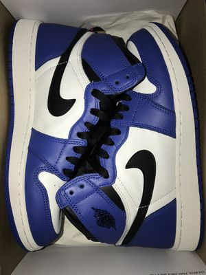Jordan 1 High Game Royal (GS) Size 7Y Used 1x Og All for Sale in Queens, NY