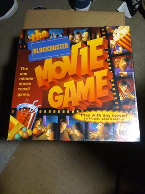 Blockbuster movie board game for Sale in Reno, NV