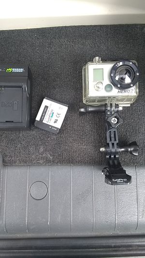Go pro hero 2 for Sale in Fremont, CA