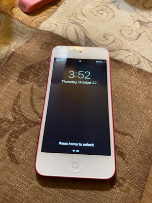 iPod touch. New gen. for Sale in Jurupa Valley, CA