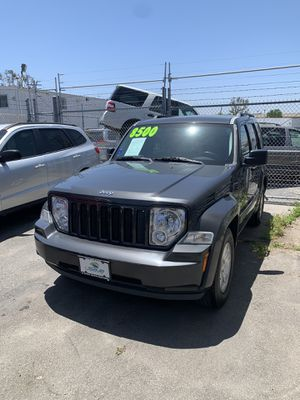 2011 Jeep Liberty-2700 Downpayment for Sale in Garden Grove, CA