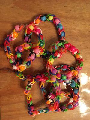 Bead Bracelets (Loom)- 3 SOLD for Sale in Brunswick, MD