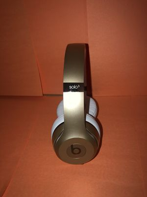 Beats solo 3 for Sale in Annandale, VA