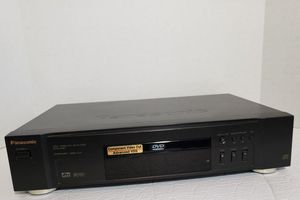 Panasonic DVD/Video CD/ CD Player DVD-A120 for Sale in Houston, TX