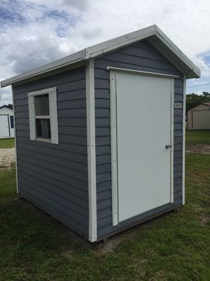 Smithbilt 6x8 Eave Storage Shed for Sale in Orlando, FL