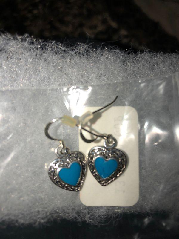 Sterling silver Windsor earrings