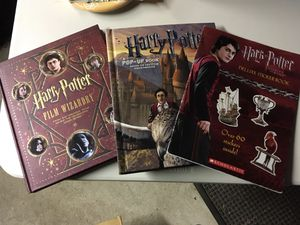 3 Harry Potter Books for $15 for Sale in Cheshire, CT