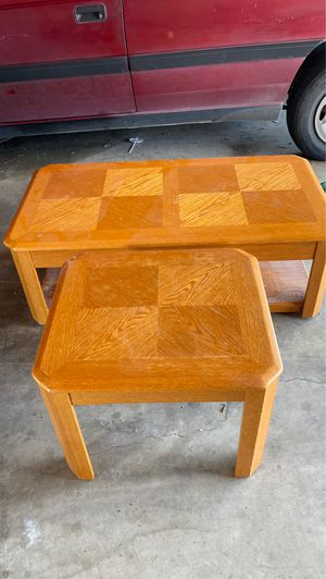 Coffee tables for Sale in El Cajon, CA