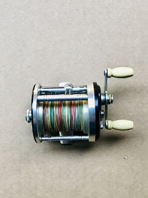 Vntg Bronson Coronet 25 Fishing Reel for Sale in Glendale Heights, IL