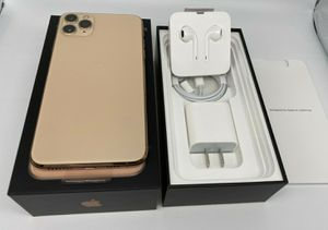Apple iPhone 11 Pro Max - 512GB - Gold (Unlocked) A2161 (CDMA + GSM) for Sale in San Jose, CA