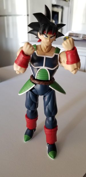 Collectible Dragonball Z Bardock Model Kit Action Figure for Sale in Ontario, CA