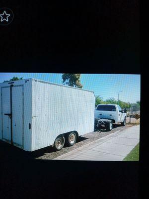 Trailer home made.never register for Sale in Phoenix, AZ