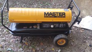 Master 190000 btu for Sale in Coshocton, OH