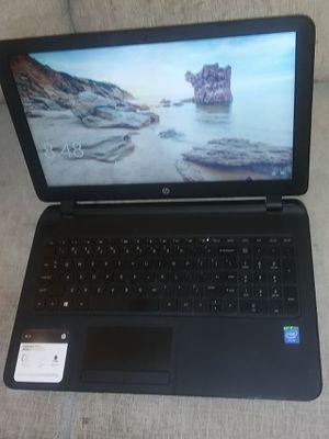 """HP 15-f033wm 15.6"""" NOTEBOOK for Sale in Wichita, KS"""