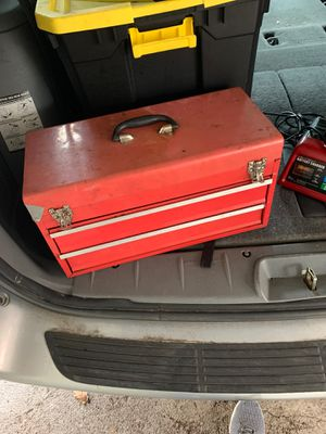 Tool box with array of tools for Sale in Oregon City, OR