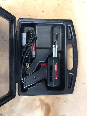 Weller soldering iron w/ case for Sale in Battle Ground, WA