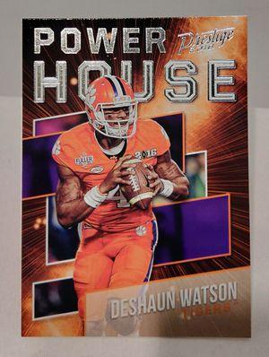 Deshaun Watson - 2018 Prestige Patch for Sale in Monroe, LA
